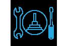 Восстановление кабеля и/или замена коннектора (Оптический кабель)
