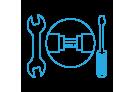 Восстановление кабеля и/или замена коннектора (Витая пара)